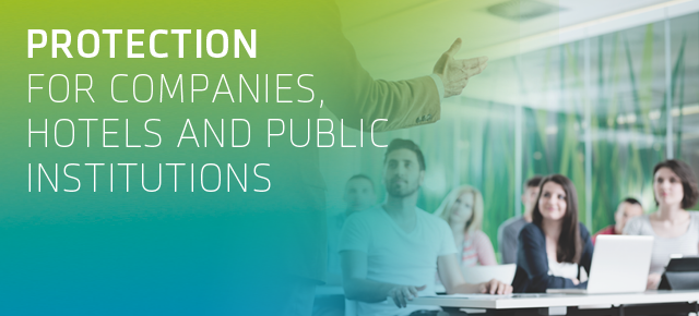VIVOBASE CORPORATE – Protection for public institutions