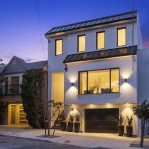Home in Noe Valley, SF, full remodel