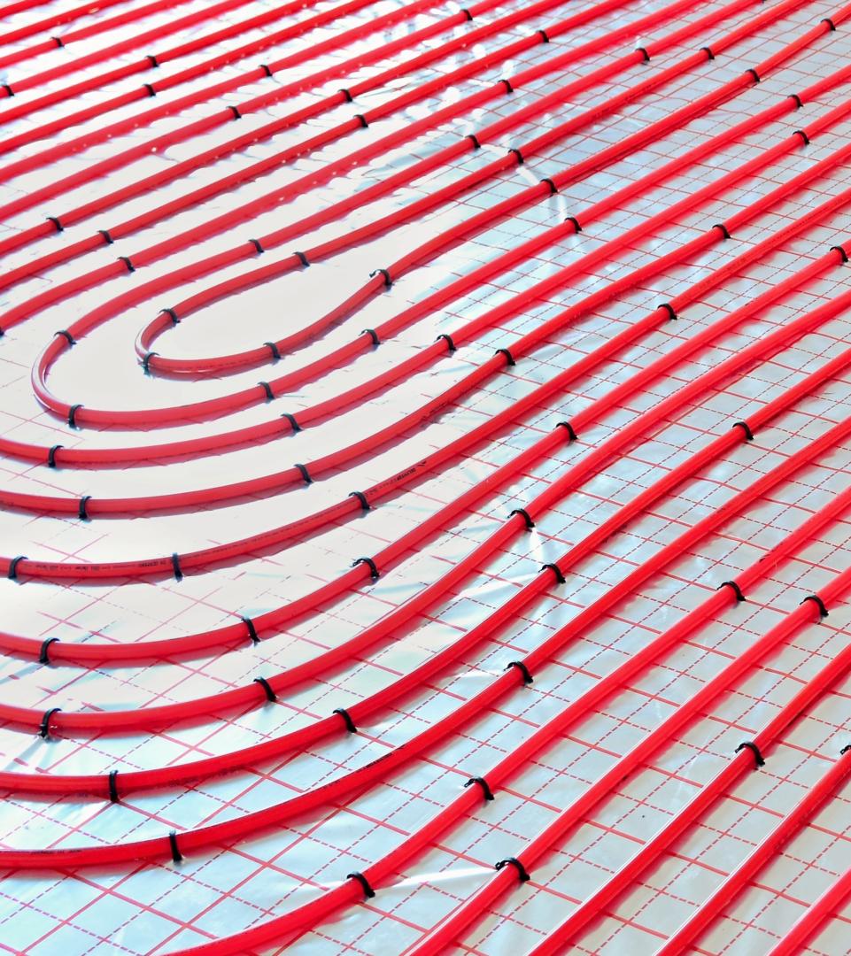 FMP Radiant Flooring