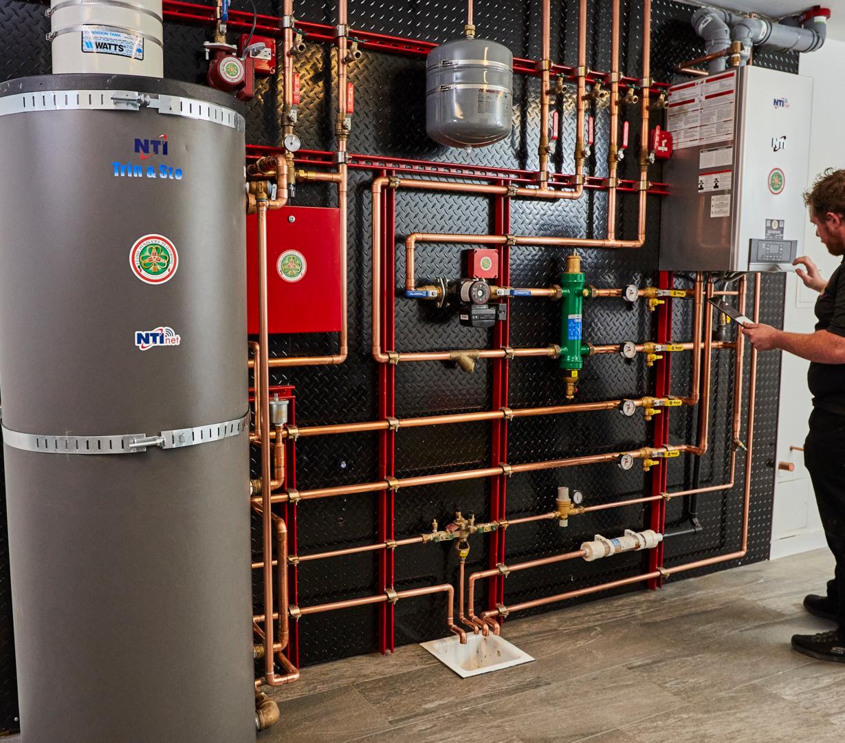 FMP Boiler Repair and Maintenance