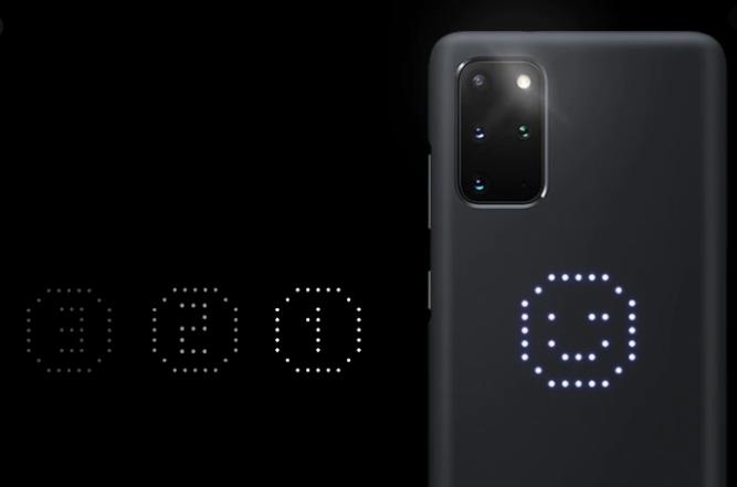 Personaliza tu Galaxy con la Smart LED Cover de Samsung