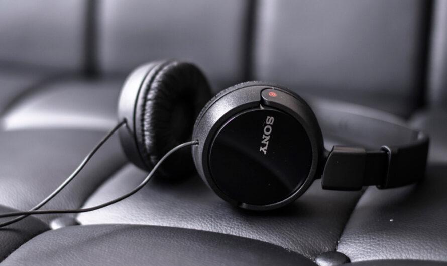 Los mejores audífonos para la vuelta a clases los trae Sony