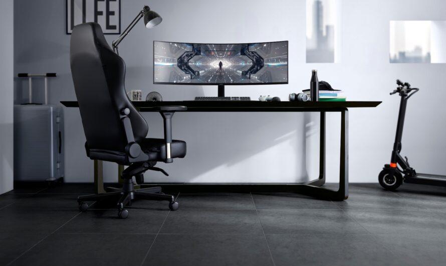 Samsung Odyssey G9: El monitor gamer curvo con mejor rendimiento de la industria llega a Chile