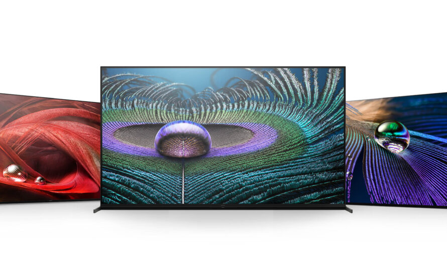 """Sony presenta nuevos modelos de televisores BRAVIA XR 8K LED, 4K OLED y 4K LED con el nuevo """"Cognitive Processor XR"""""""