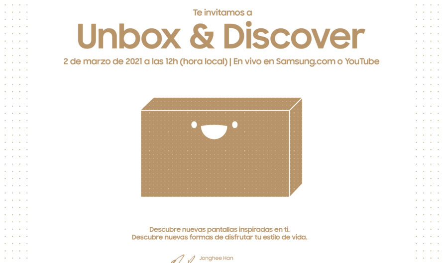 Samsung Unbox & Discover 2021