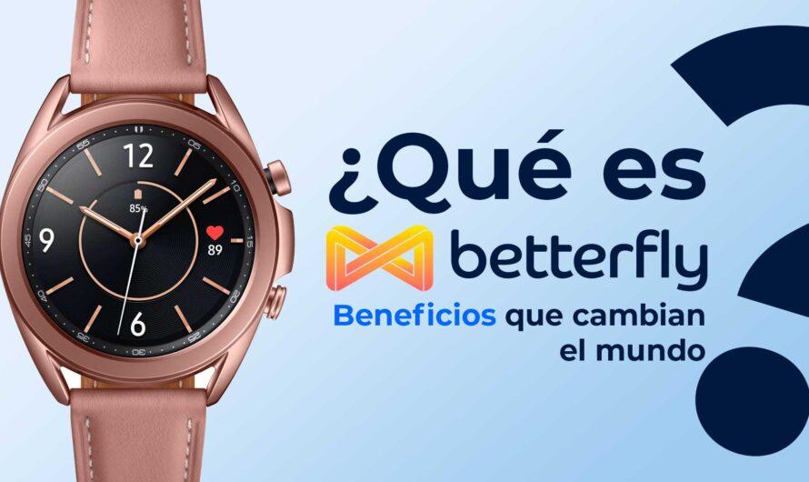 Betterfly, la app que te premia para ayudar