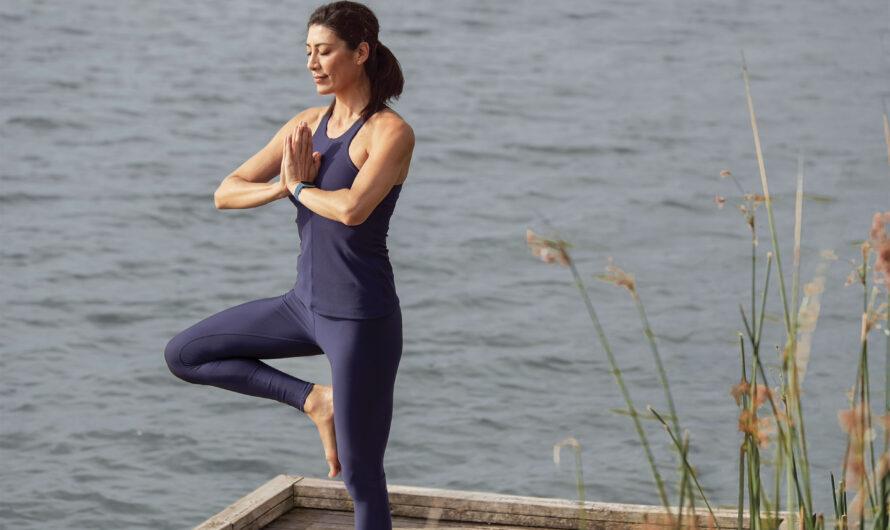Fitbit te ayuda a la meditación, lo que puede fortalecer la función inmunológica.