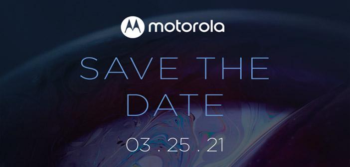 Este 25 de Marzo Motorola se lanza con todo