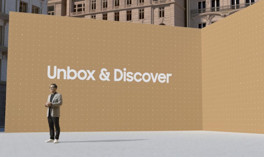 Unbox & Discover: Samsung presenta su línea 2021, para descubrir más de lo que te apasiona.