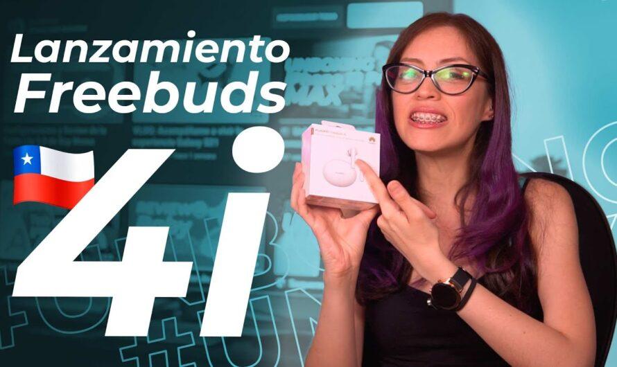 Lanzamiento en Chile de los Freebuds 4i + Unboxing