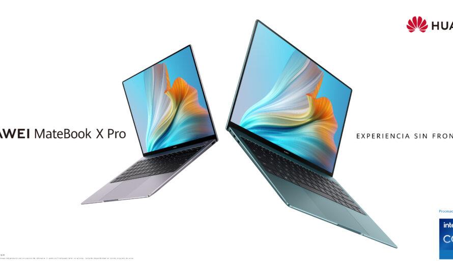Muy pronto, la nueva generación del HUAWEI MateBook X Pro llegará a nuestro país