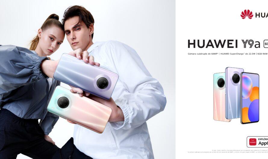 ¡Atentos Huawei Lovers! El nuevo HUAWEI Y9a arribará a Chile el próximo 29 de abril