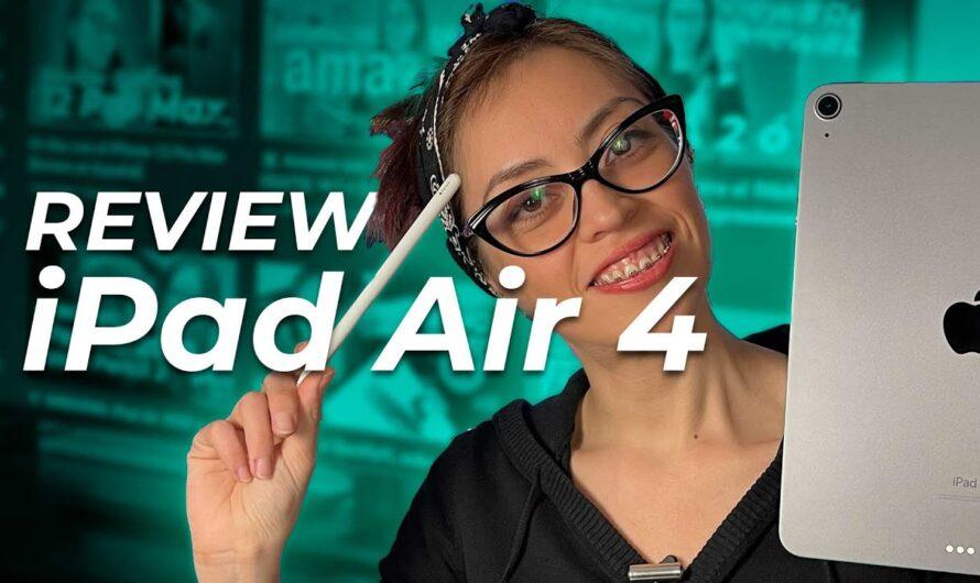 Review: iPad Air 4 2020 y los Accesorios que uso!
