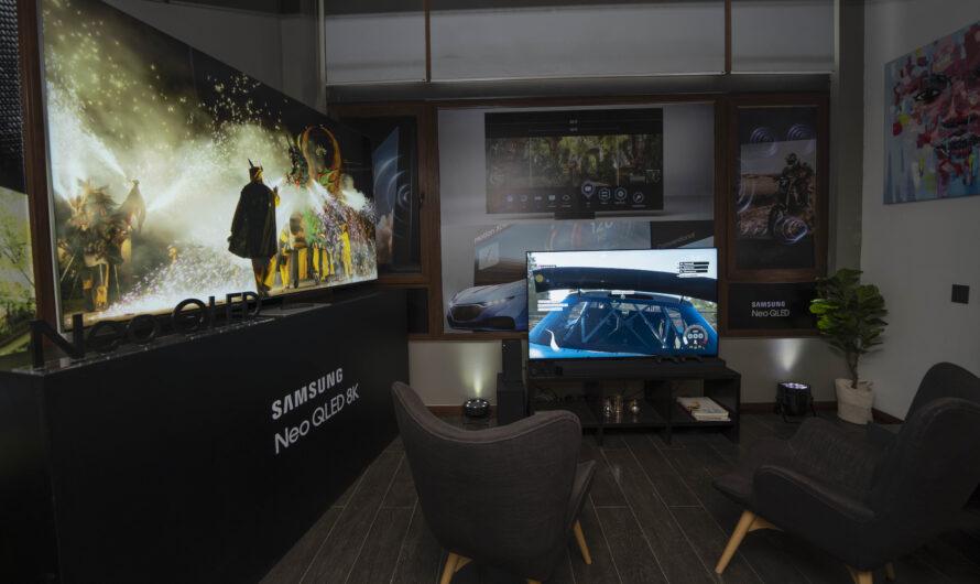 Neo QLED a Chile: Samsung presenta su nueva línea de Smart TV 2021