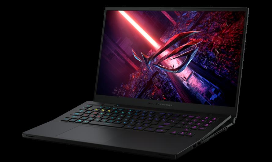 ASUS presenta portátiles gamer con NVIDIA GeForce RTX™ y 3050 Ti