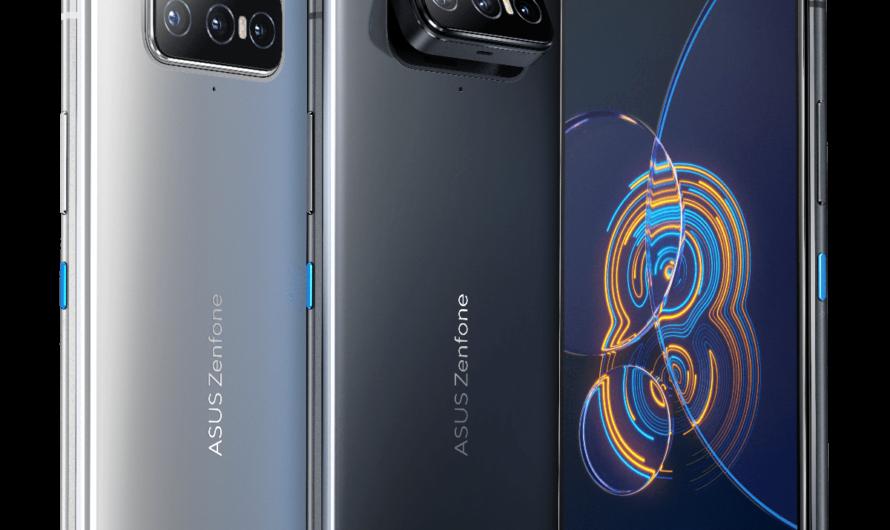 ASUS anuncia la nueva serie Zenfone 8