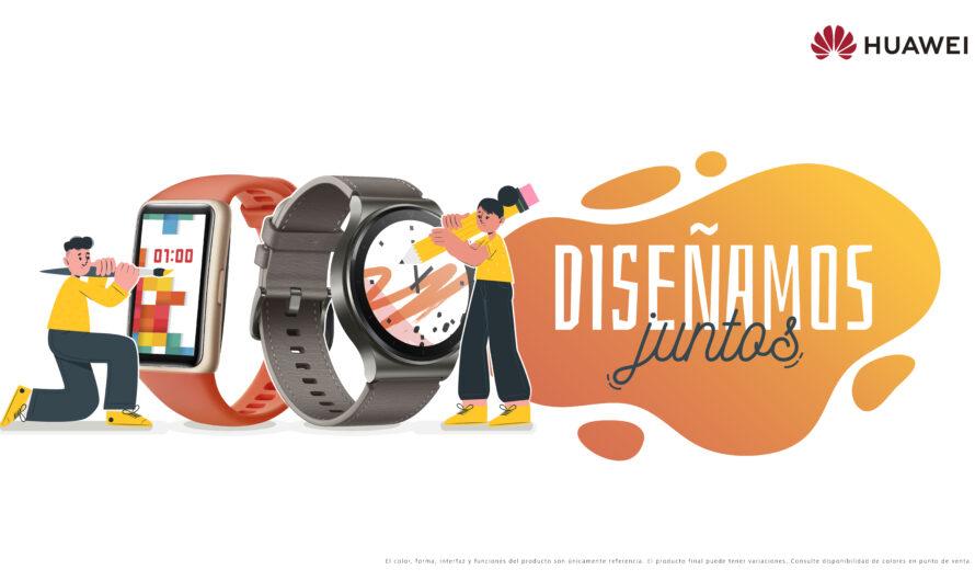 """Huawei te invita a """"Diseñamos Juntos"""", el concurso que desafía y premia tu creatividad"""