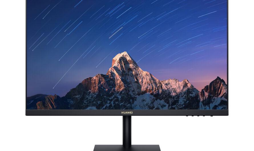Aumenta tu productividad con el nuevo monitor HUAWEI Display 23.8