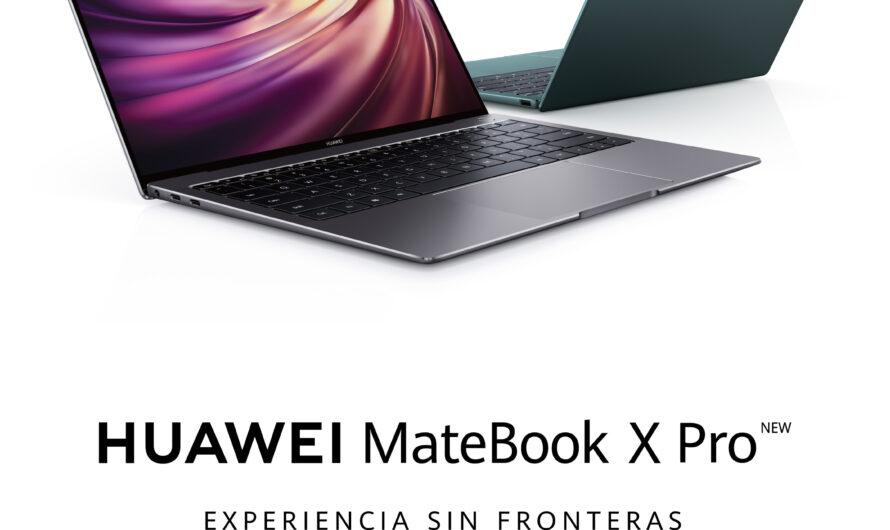 Libera todo tu potencial con el nuevo HUAWEI MateBook X Pro 2021