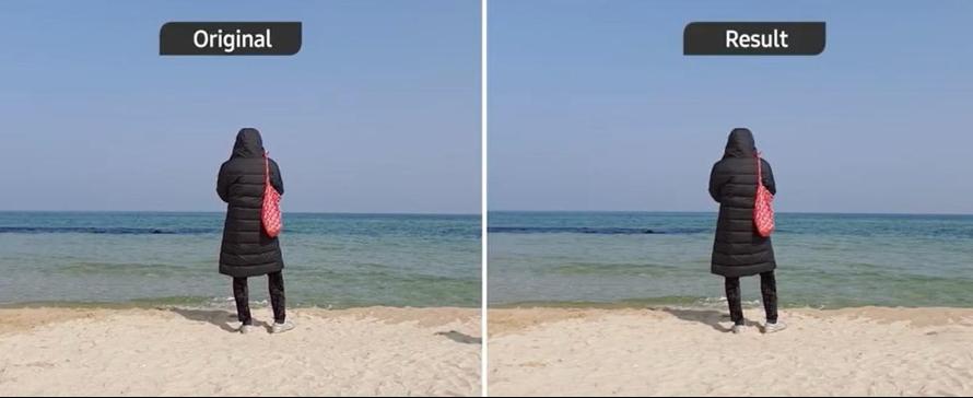¿Sabías que con el Galaxy S21 5G puedes borrar objetos no deseados de tus fotos? ¡Ahora es posible!