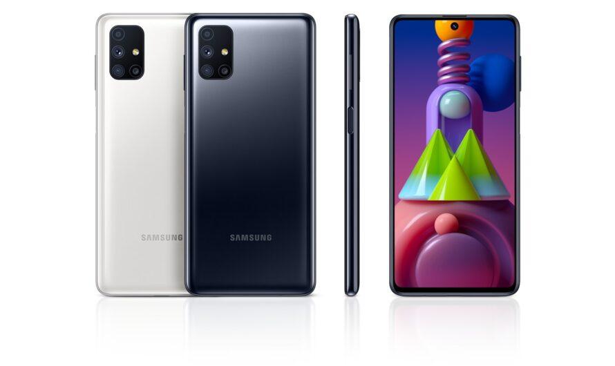 Samsung Galaxy M51 logra primer lugar en la prueba de batería de DXOMARK