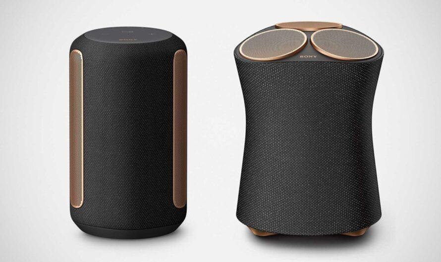 Eleva la calidad de tu música en casa, con los nuevos parlantes premium SRS-RA5000 y SRS-RA3000 de Sony