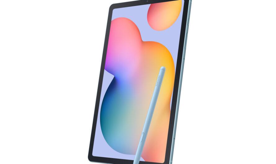 Galaxy Tab S6 Lite en su versión 128GB ya está en Chile