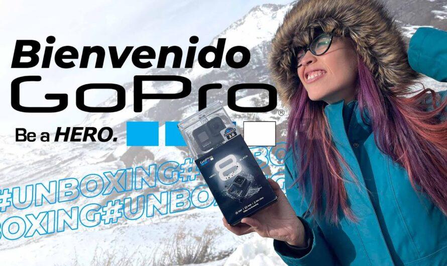 Bienvenido GoPro!!! – Unboxing GoPro Hero 8 Black