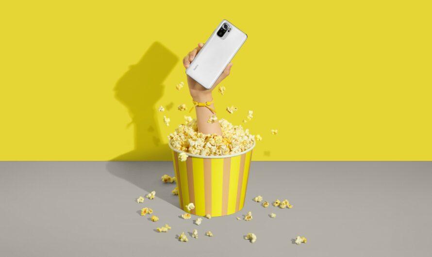 Redmi Note 10S: un smartphone gama media con muy buenas prestaciones