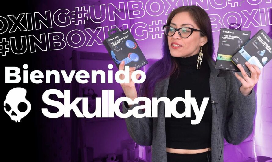 💀 Bienvenido Skullcandy y con TRIPLE UNBOXING!!!
