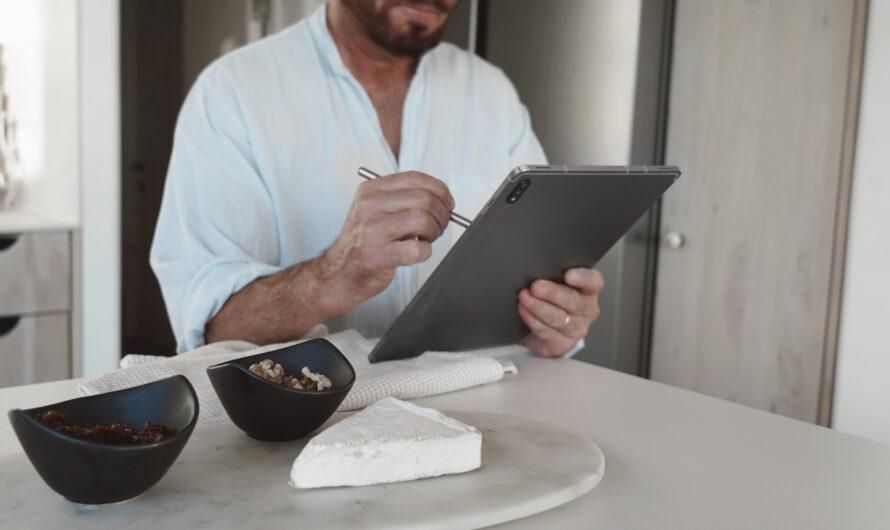 Conoce las funciones que hacen de Galaxy Tab S7 una fuerte aliada para artistas y diseñadores