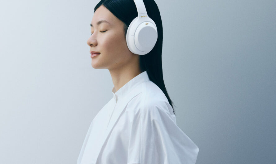 Sony lanza edición limitada de sus famosos audífonos WH-1000XM4 con un estilo audaz y vanguardista