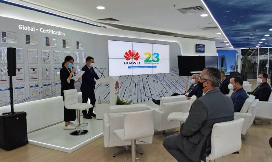 Huawei abre el primer centro de innovación para ecosistema 5G en Latinoamérica