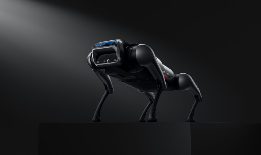 XIAOMI LANZA CYBERDOG: EL MEJOR AMIGO ROBOT DEL HOMBRE