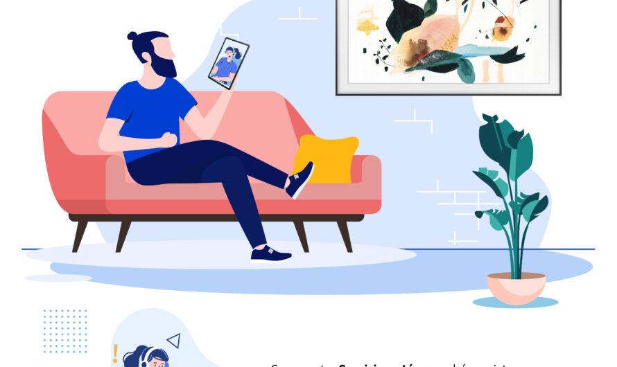 Conoce los tres principales servicios remotos que Samsung Chile ofrece a sus clientes