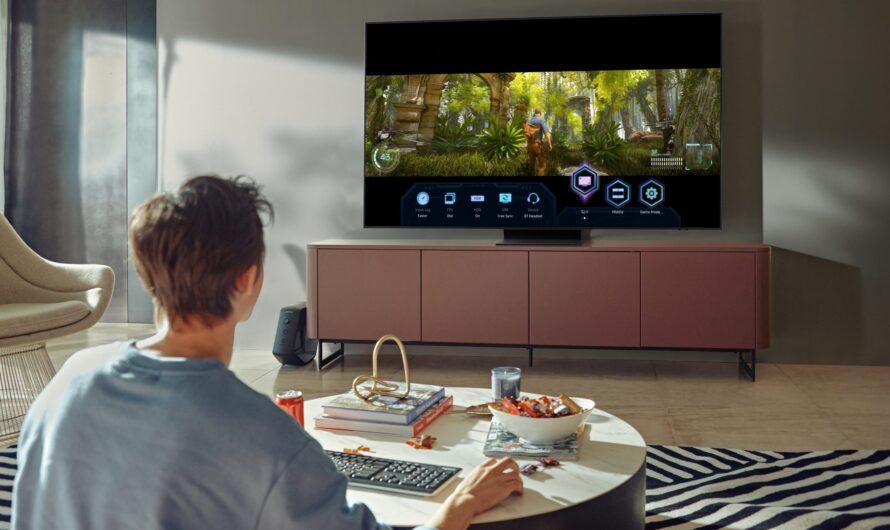 Innovaciones que ofrecen los televisores 2021 y que elevan la experiencia de juego