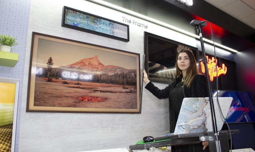 Samsung lanza E-Showroom, un servicio de asesoría online para elegir tu TV
