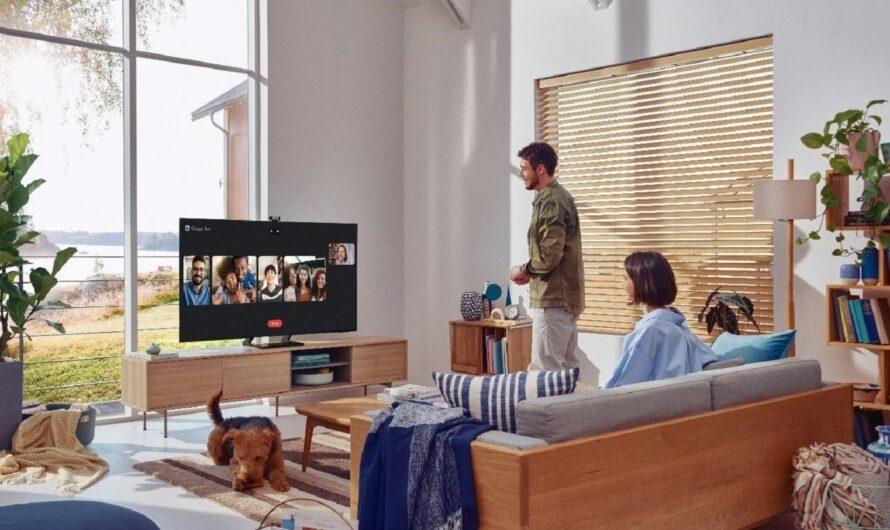 Aprende cómo realizar videollamadas directamente desde tu televisor Samsung