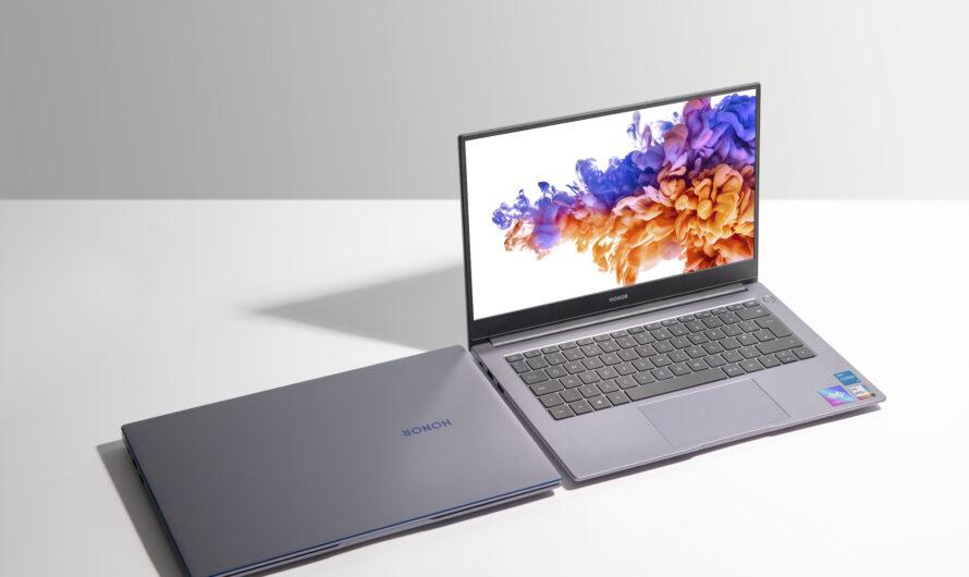 HONOR presenta en Chile el potente y compacto MagicBook X 14