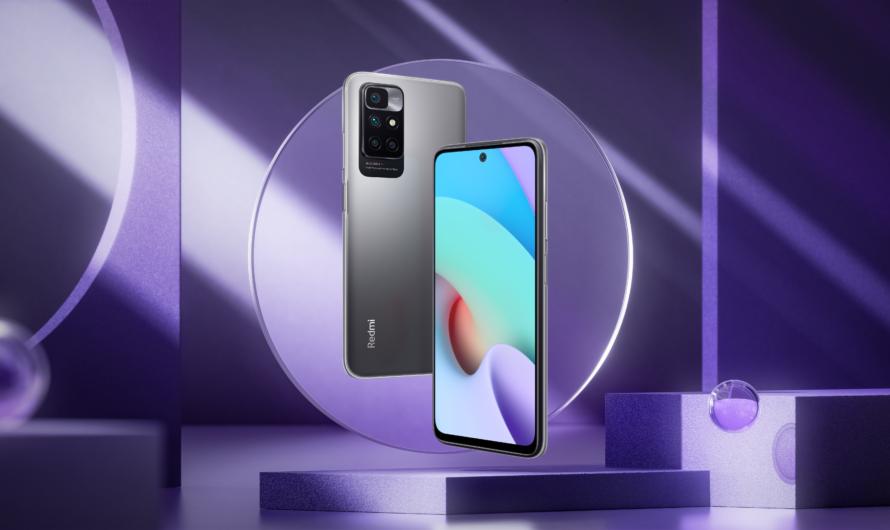 Xiaomi anuncia el Redmi 10: Reinventando la experiencia de un smartphone de entrada en todos sus frentes