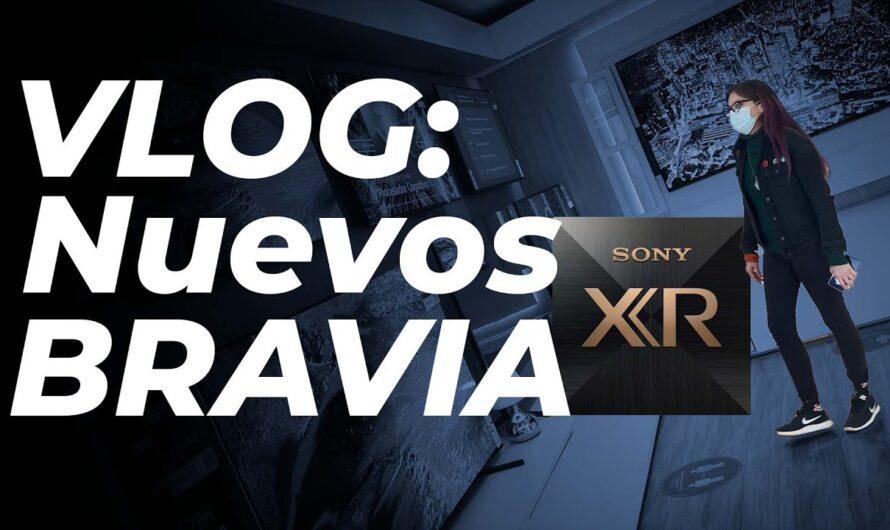 VLOG: Conozcamos los nuevos BRAVIA XR de Sony [Chile]