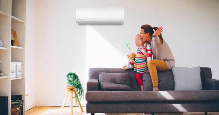Tips de Midea Carrier para elegir en qué lugar de tu casa poner el aire acondicionado