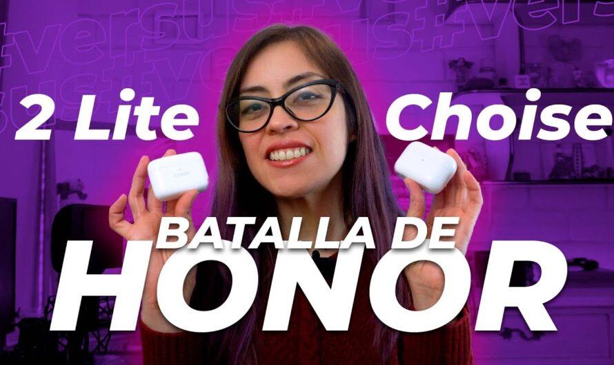 Batalla de HONOR!!!, Choise vs 2 Lite, ¿Cuál ganará?