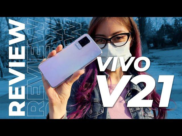 El teléfono que buscas para RRSS… VIVO V21