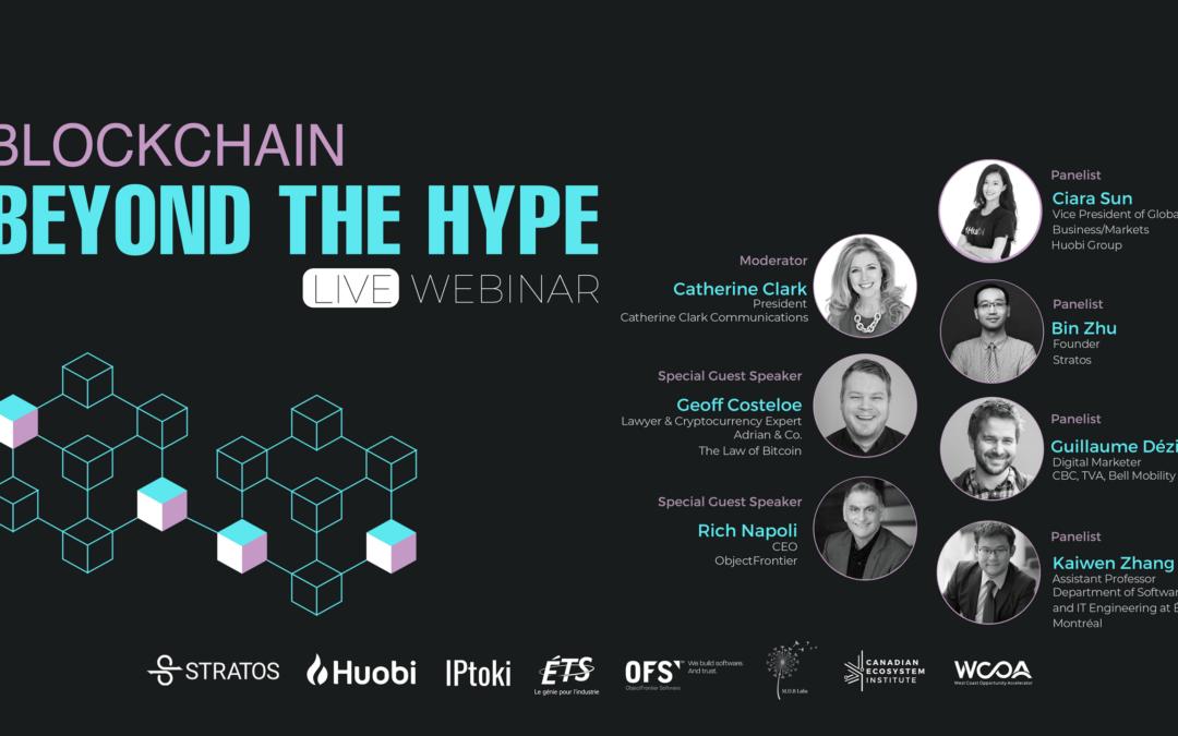 Blockchain: Beyond The Hype