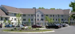 Creekside Village Senior Housing, Brunswick, Maine.