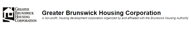 Logo for the Greater Brunswick Housing Corporation.