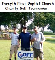 Forsyth First Baptist Church