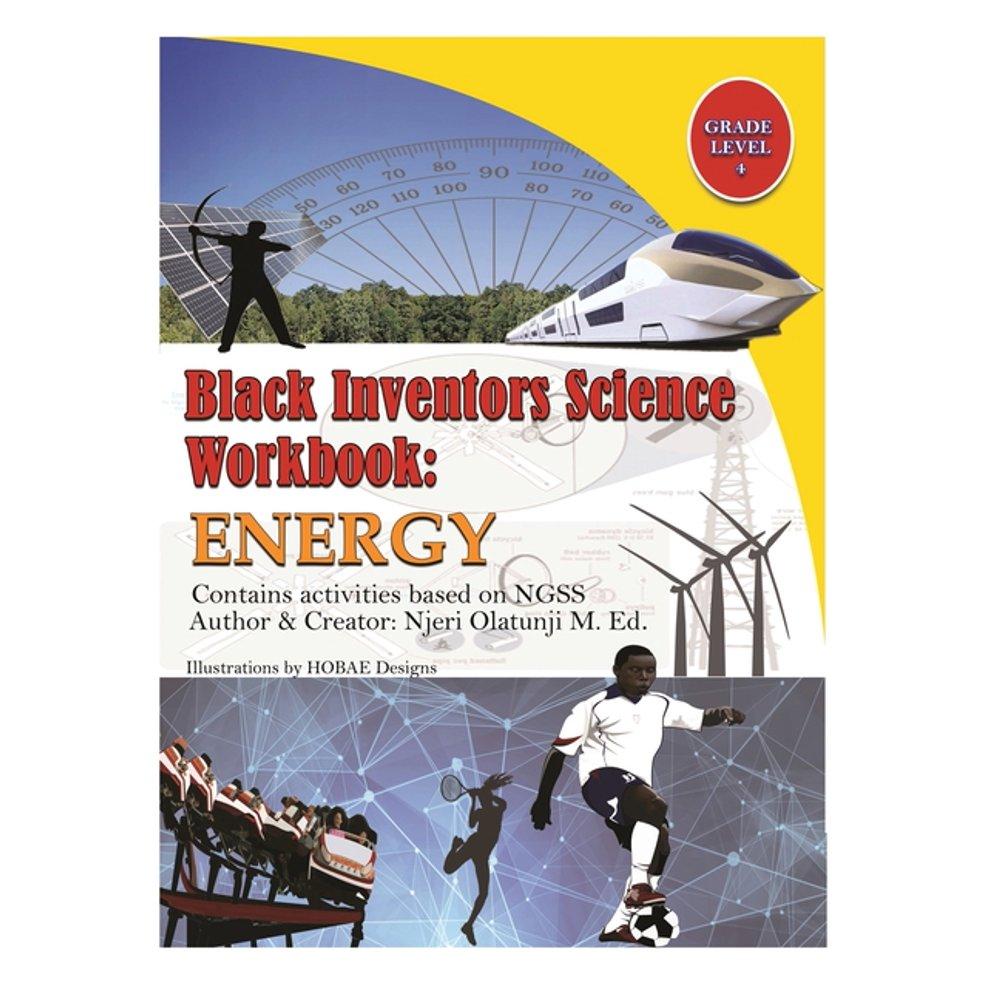 BLACK INVENTORS SCIENCE BOOK: ENERGY