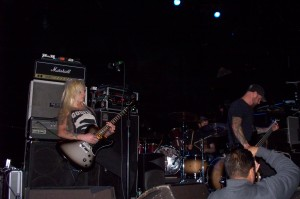 A Storm of Light, ft. Andrea Black on guitar -- 3/1/12